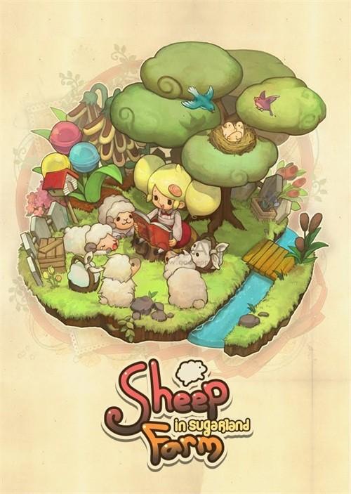 小羊牧場 題圖
