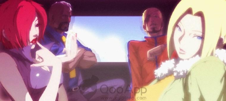 Agents-Team-KOF-XI-Ending-Art