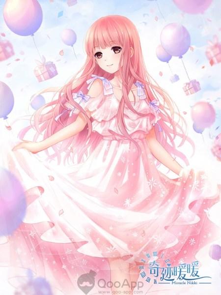 @圖03:《奇迹暖暖》希望女孩們能夠從遊戲中找到屬於自己的美麗。