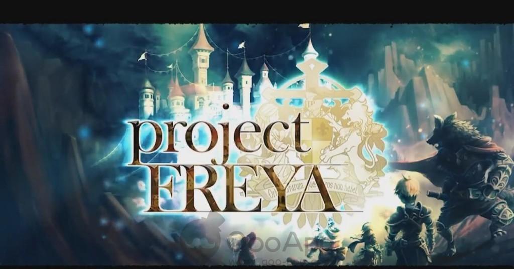 Project FREYA01