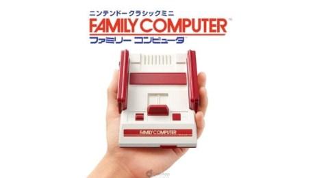 任天堂迷你紅白機再度登場!推出JUMP 50週年版本!預計7月7日發售!