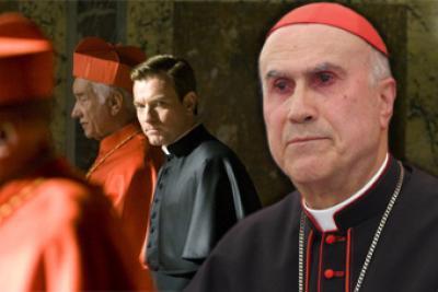 Cardinal Bertone
