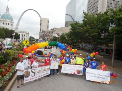Catholic pride, St Louis