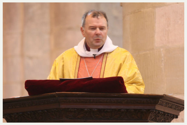 Right Revd Michael Perham