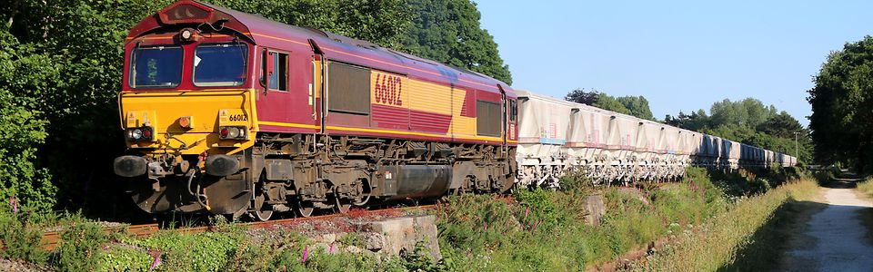 DB Cargo UK secures new two-year contract with Imerys