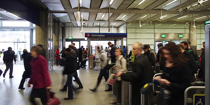 St Pancras Railway Station Mmb D2