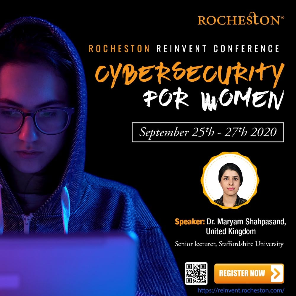 Dr. Maryam Shahpasand Talks on Women in Cybersecurity Bringing Diverse Thoughts and Unique Solutions