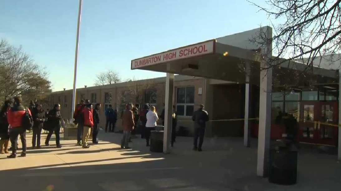 6 students 3 staff stabbed at an Ontario HS  Voxitatis
