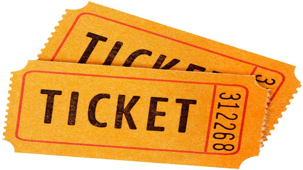 """Résultat de recherche d'images pour """"two tickets"""""""