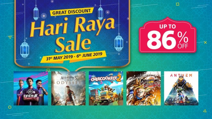 playstation store hari raya deal