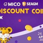 mico coin discount seagm