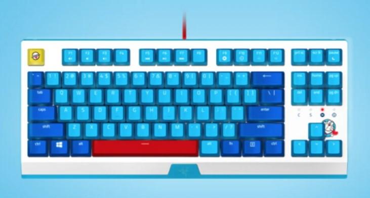 doraemon keyboard