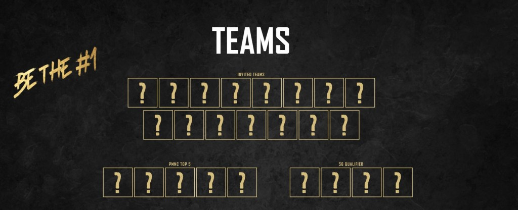 what teams are in pmpl season 2