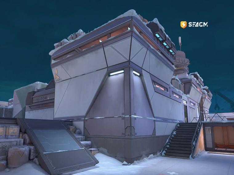 valorant map icebox changes