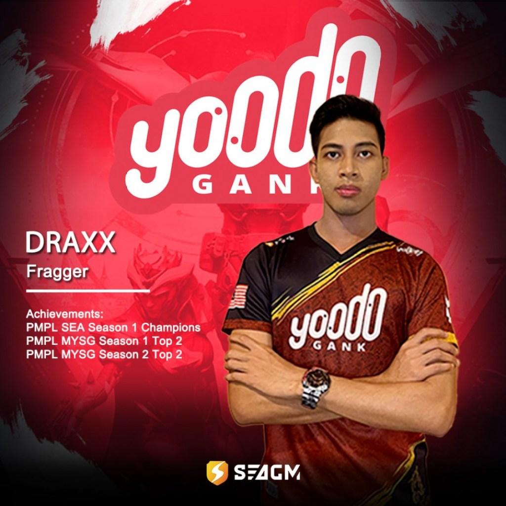 draxx yoodo gank 2021