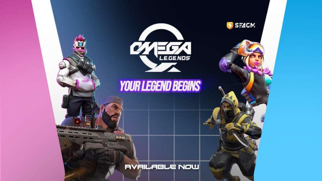 omega legends top up gold