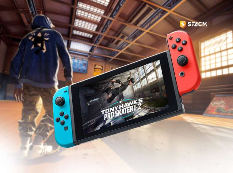 tony hawk's pro skater nintendo switch