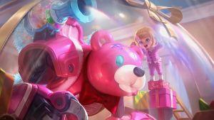 Jawhead Candy Bear