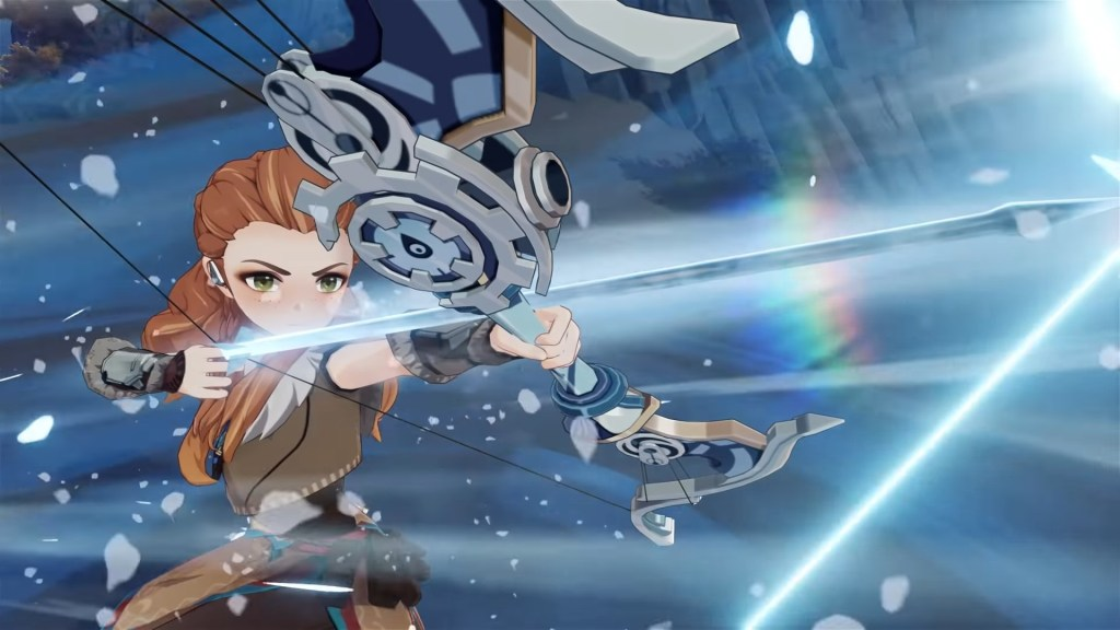 Aloy In Genshin Impact