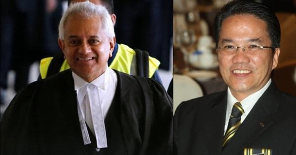 湯米總檢長資格 劉偉強:不容質疑 | 馬來西亞詩華日報新聞網