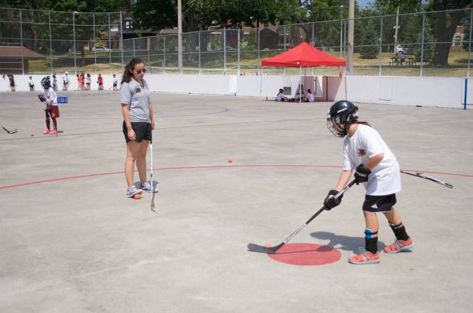The top 10 sports camps in Toronto
