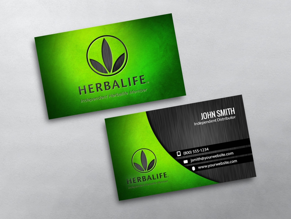 herbalife business card templates – News