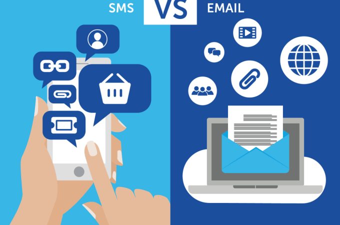 Battle between Email marketing Vs SMS Marketing