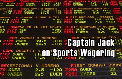 Outside The Box in Sports Wagering