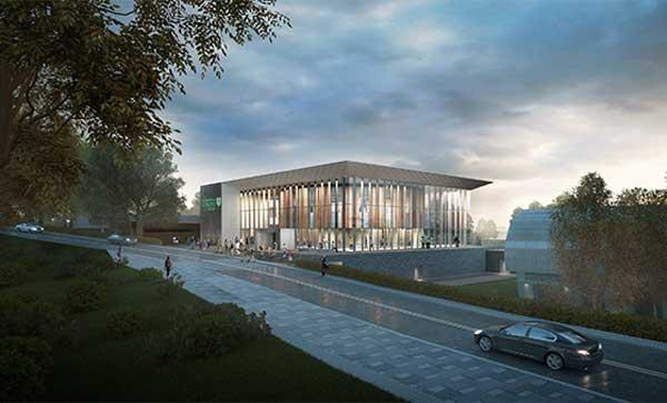 Green light for Stirling sports centre