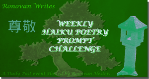 RonovanWrites #Weekly #Haiku #Poetry Prompt #Challenge #217 Poison & Past