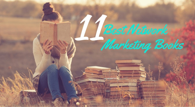 The Eleven Best Network Marketing Books from Best Selling Authors