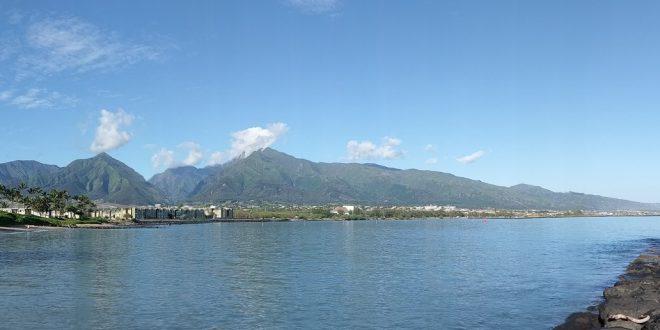 Aloha Friday Photo: Kahului, Maui Panorama – Go Visit Hawaii