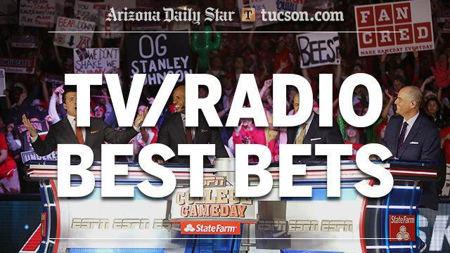 Tuesday's TV/radio sports best bets | Tucson Sports | tucson.com