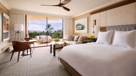 Four Seasons Maui at Wailea – Topnotch Fantasy Tennis Camps
