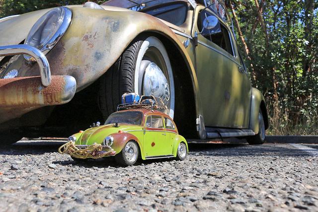 VW Bug photo