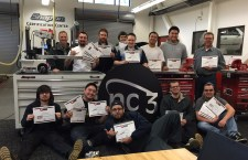 Shoreline's Honda PACT Students Earn NC3 Torque Certification
