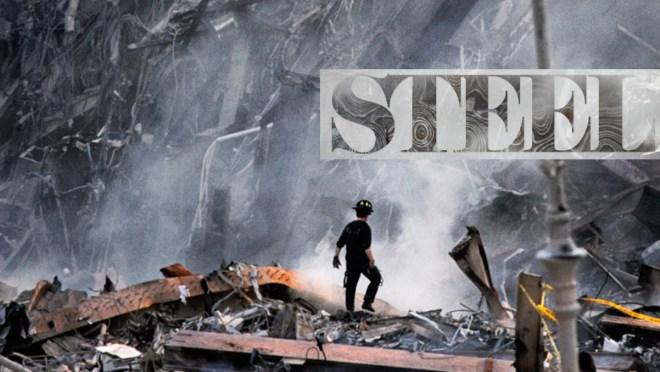 Steel Poster Art
