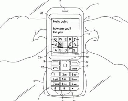 Mobiac: New Virtual Keyboard Imagined by Nokia