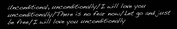 """Unconditionally"""