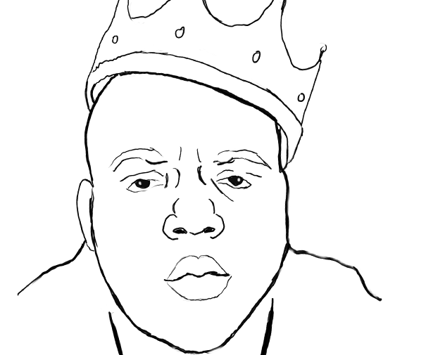 Mobile/biggie And Tupac Coloring Pages Coloring Pages
