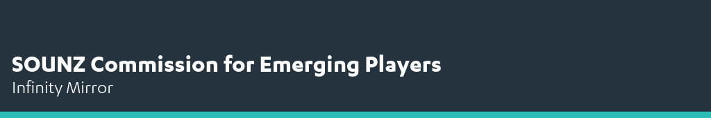 SOUNZ Commission for Emerging Players