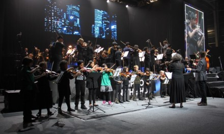 SOUNZ Commission for Orchestra and Sistema Youth Orchestra