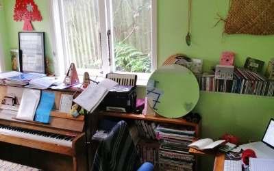 Composer Spaces | Claire Scholes