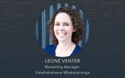 Meet the Team | Leoné Venter