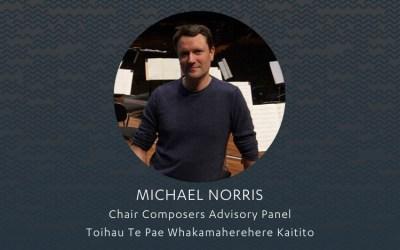 Meet the Board | Michael Norris