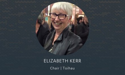 Meet the SOUNZ Board | Elizabeth Kerr