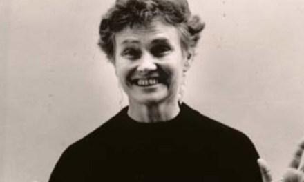 Annea Lockwood at 80