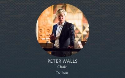 Meet the Board | Peter Walls
