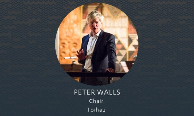 Meet the Board | Peter Walls