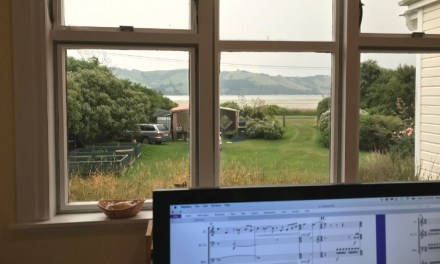 Composer spaces | Gillian Whitehead